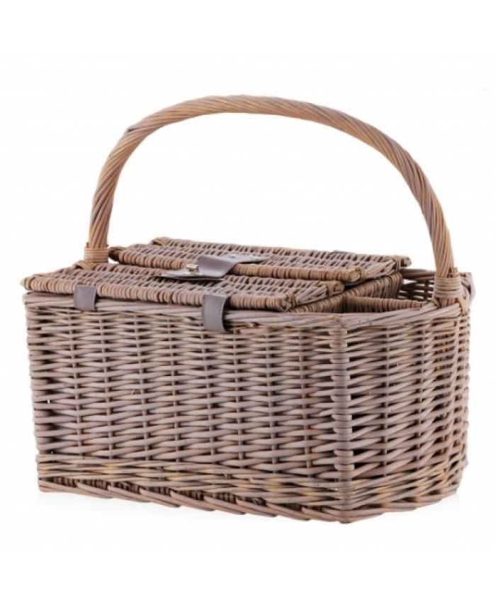 Cos picnic cu accesorii PANED