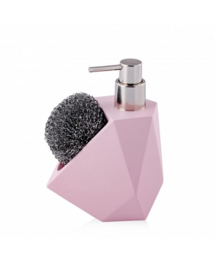 Dispozitiv pentru sapun cu bureta TRIANGLE