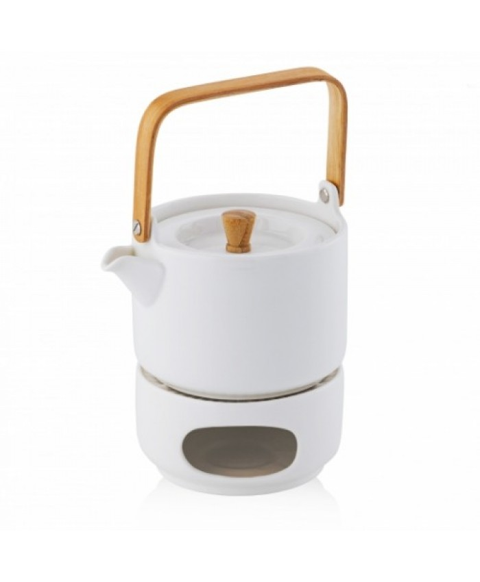 Ceainic cu infuzor  CASTOROS