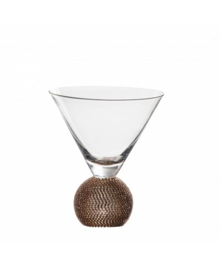 Pahar martini DIAMONDS